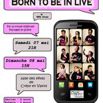 Born_to_be_in_live_affiche_4828